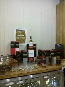 The Tomatin range ready to go