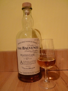balvenie 17 peated