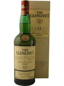 The-Glenlivet-12-Years-Old-single-malt-scotch-whisky