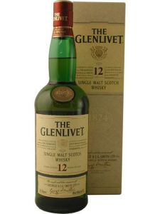 The-Glenlivet-12-Years-Old-single-malt-scotch-whisky