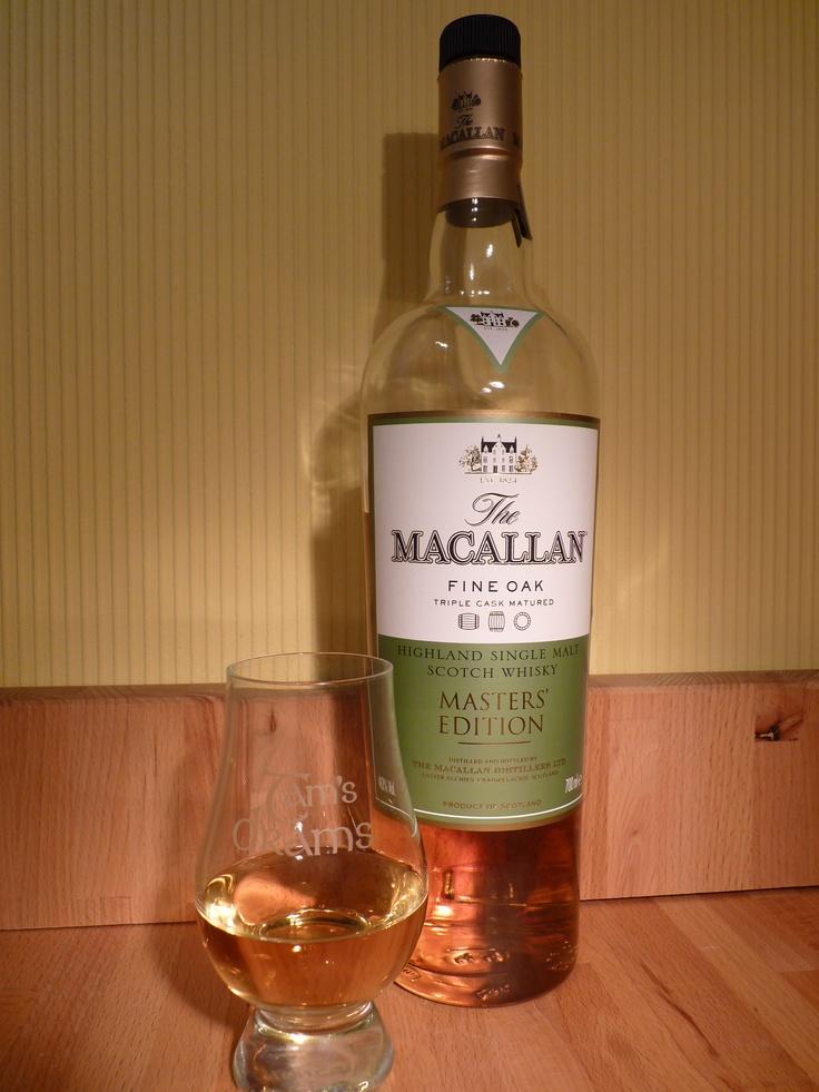 The Macallan Fine Oak Triple Cask Matured (Masters' Edition)