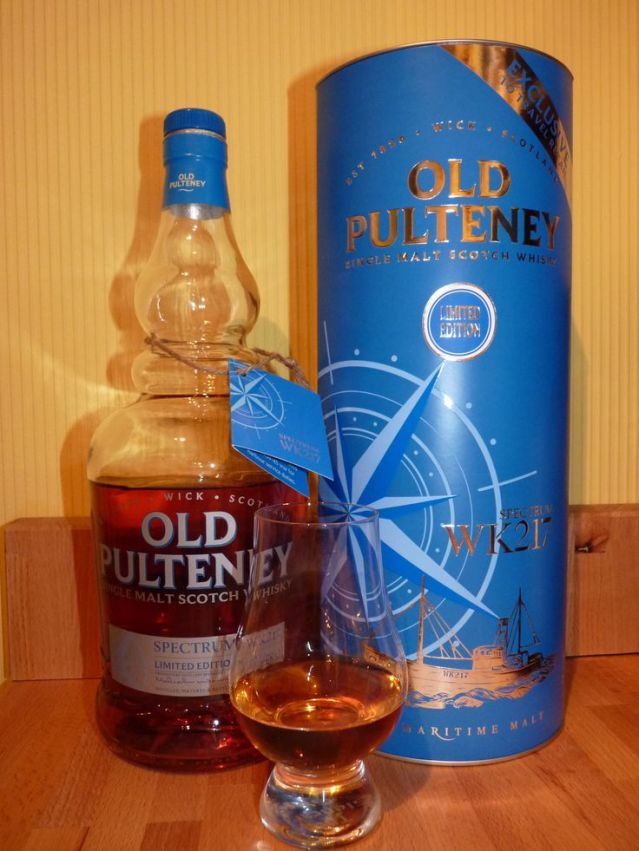 Old Pulteney WK217 Spectrum
