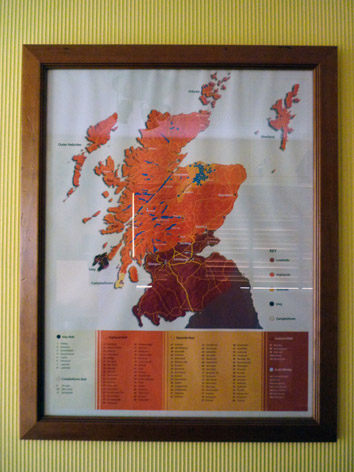 Whisky Distilleries of Scotland