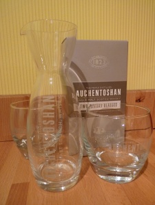 Auchentoshan_Glassware