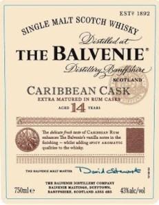 The Balvenie Carribean Cask