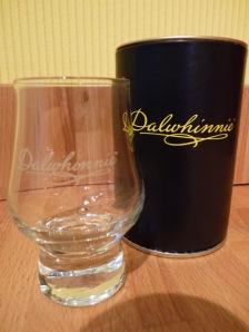 Dalwhinnie glass