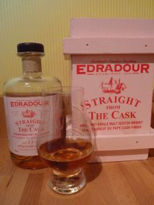 Edradour Chateneuf du Pape Straight From The Cask