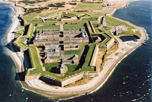 Fort George near Inverness
