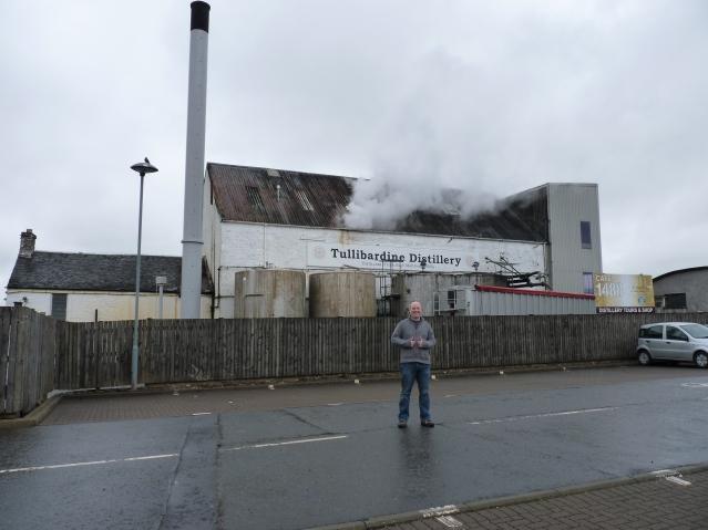 Tullibardine-Distillery