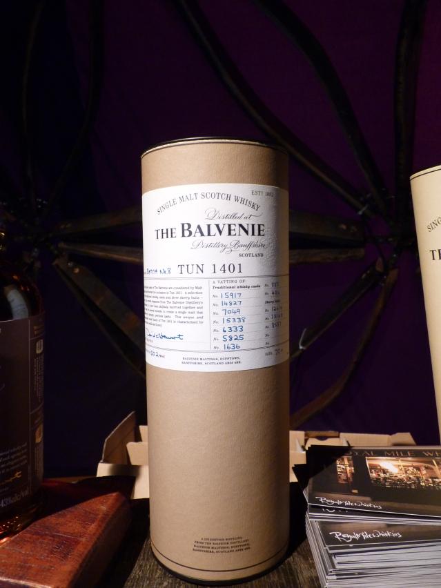 Balvenie Tun1401 Batch 8