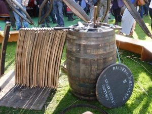 Cooperage display