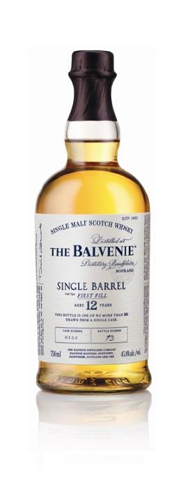 The Balvenie Single Barrel 12
