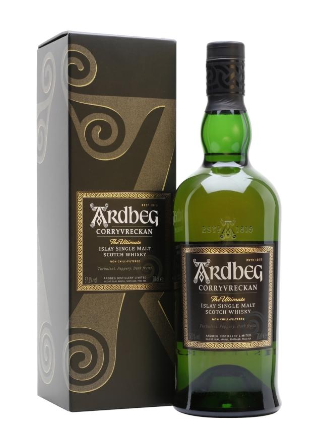 Ardbeg Corryvreckan single malt scotch whisky