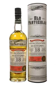 Dufftown 18 Years Old, Old Particular
