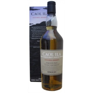 Caol Ila Stitchell Reserve. 2013 Special Release