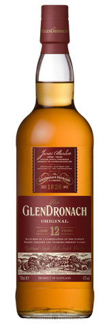 Glendronach 12 Years Old Original