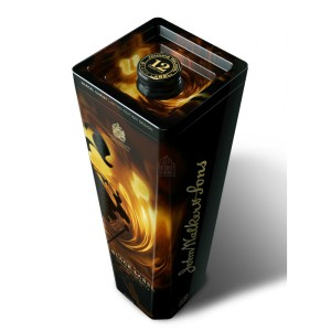 Johnnie Walker Black Label Tin