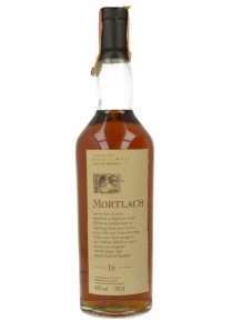 Mortlach 16 Years Old