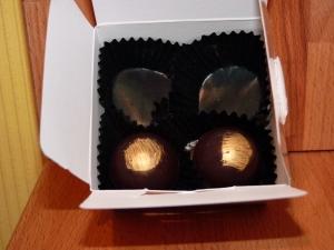 Whisky Chocolate Truffles - Zukr Boutique