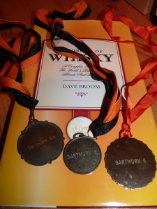 Gartmorn 6 medals