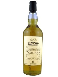 Teaninich 10 Years Old Flora and Fauna