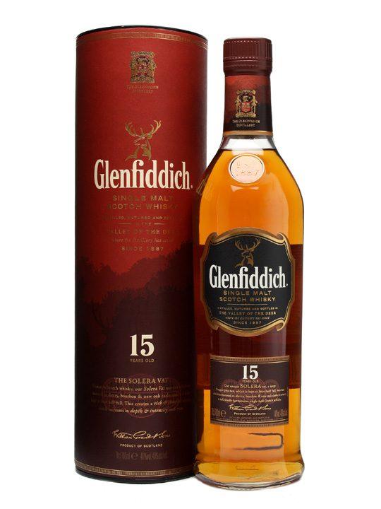 Glenfiddich_15YO_Solera