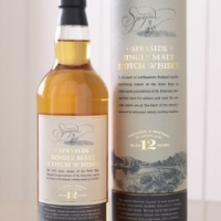 Speyside Single Malt Scotch Whisky 12 Years Old ~ 40% (Marks & Spencer)