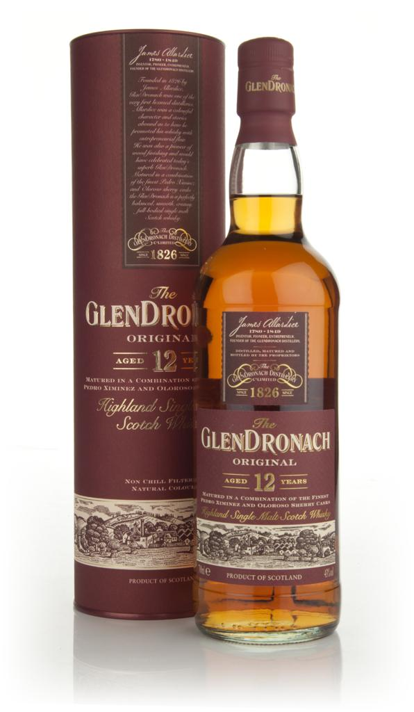 the-glendronach-12-year-old-whisky
