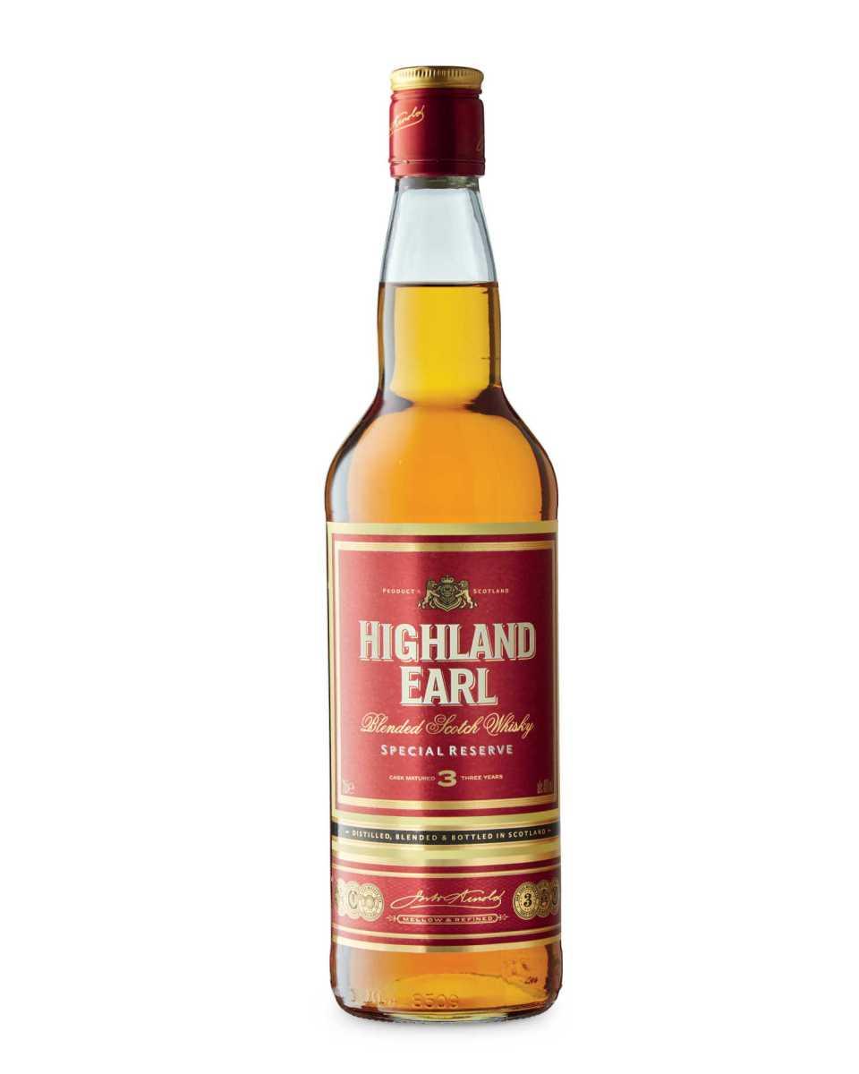 Highland Earl (40%, Aldi, 2014)