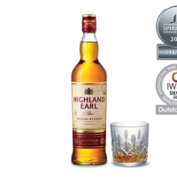 Highland Earl Blended Scotch Whisky ~ 40% (Aldi)
