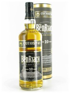 BenRiach Curiositas 10 Year Old Peated