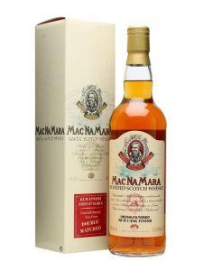 MacNaMara Rum Cask Finish Blended Scotch Whisky