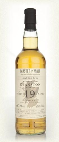 Deanston 19 Year Old Master Of Malt Single Cask