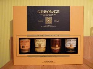 Glenmorangie Pioneering Collection