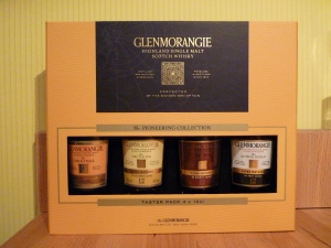 Glenmorangie Pioneering Collection