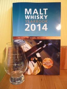 Malt Whisky Yearbook 2014
