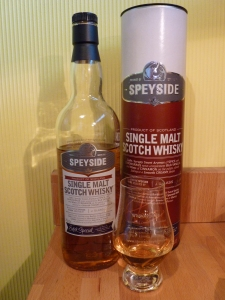 ASDA Extra Special Speyside Single Malt Scotch Whisky