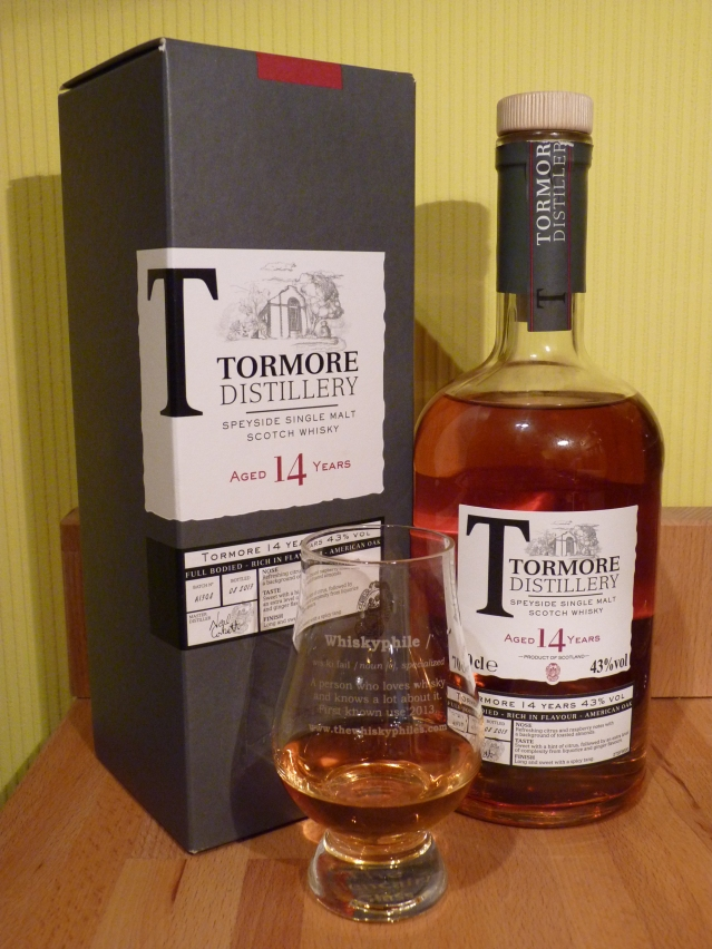 Tormore 14 Years Old