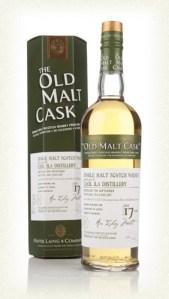 caol-ila-17-year-old-1996-cask-10229-old-malt-cask-hunter-laing-whisky