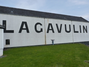 Lagavulin Warehouse