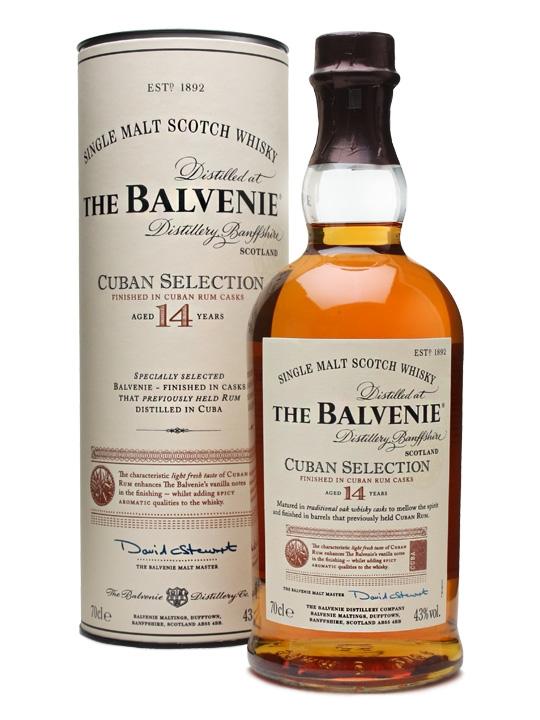 balvenie-14-years-old-cuban-selection