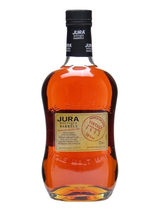 Isle of Jura 1993 Sherry JI