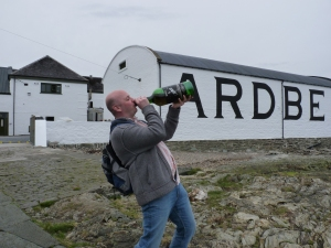 Ardbeg Galileo Sampling