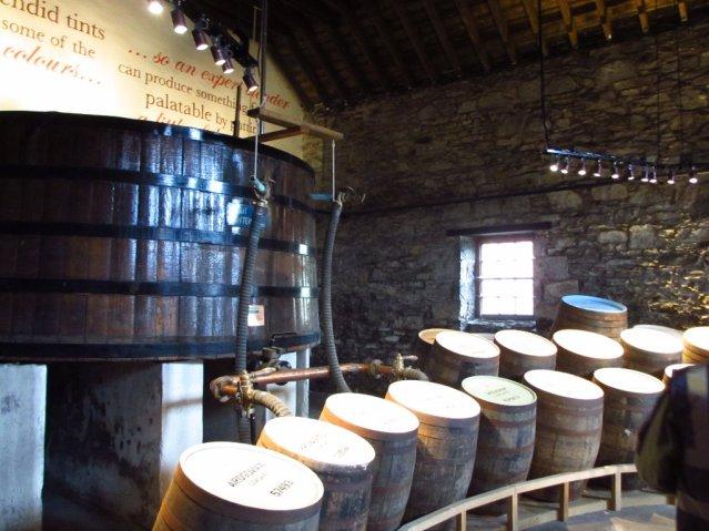 Dewars Aberfeldy Distillery