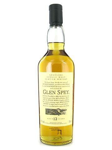 GlenSpey12yo