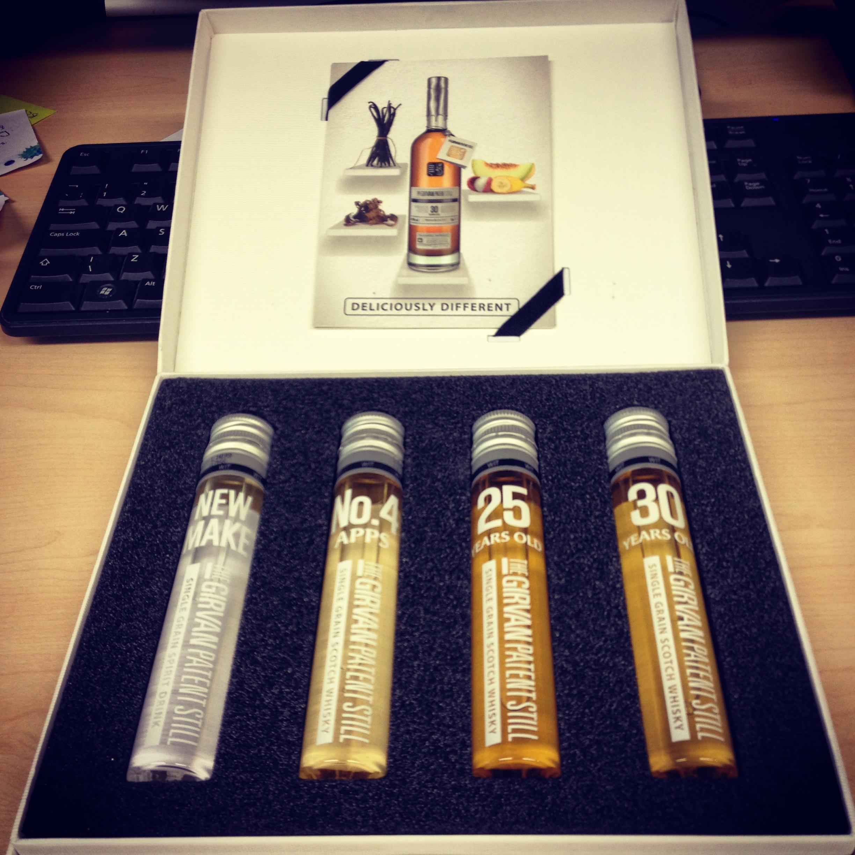 the girvan grain patent still tweet tasting the whiskyphiles