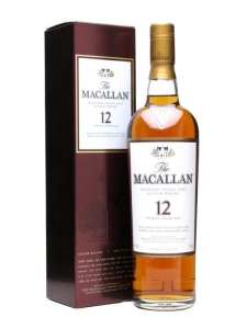 Macallan 12yo Sherry Oak
