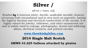 2014Single Malt Silver