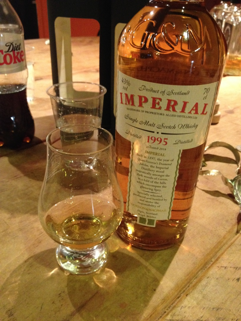 Imperial 1995 G&M