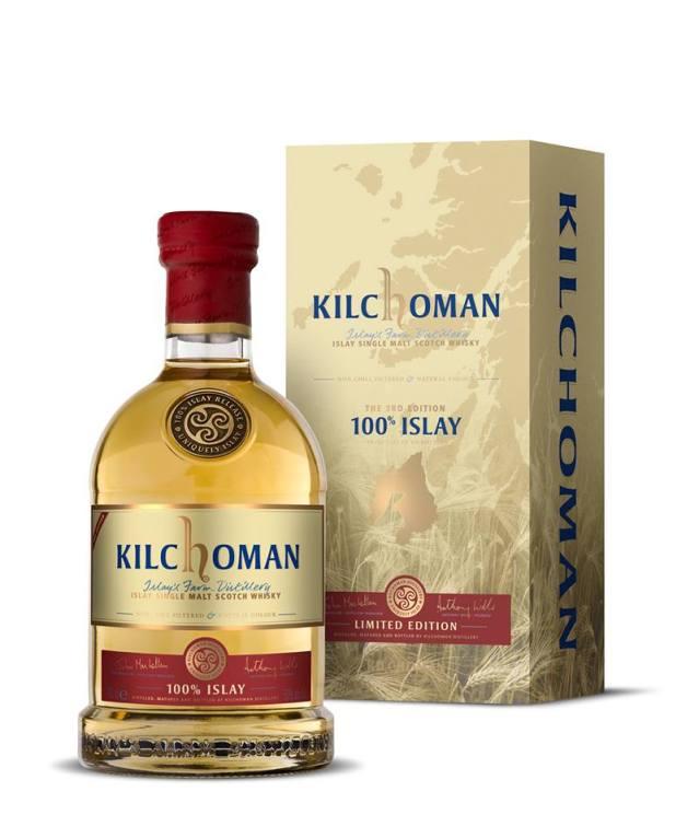 Kilchoman 100% Islay 3ed